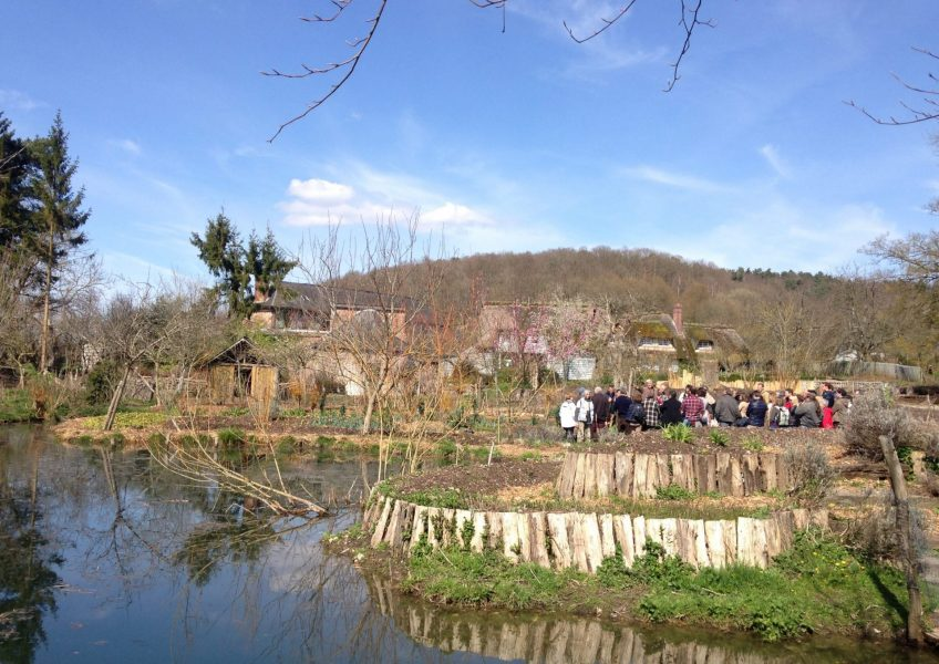 ferme permaculture bec hellouin