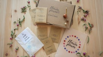 Coffret Flower Power