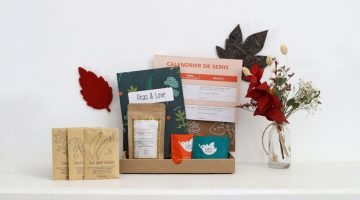 Box jardinage automne La Box a Planter
